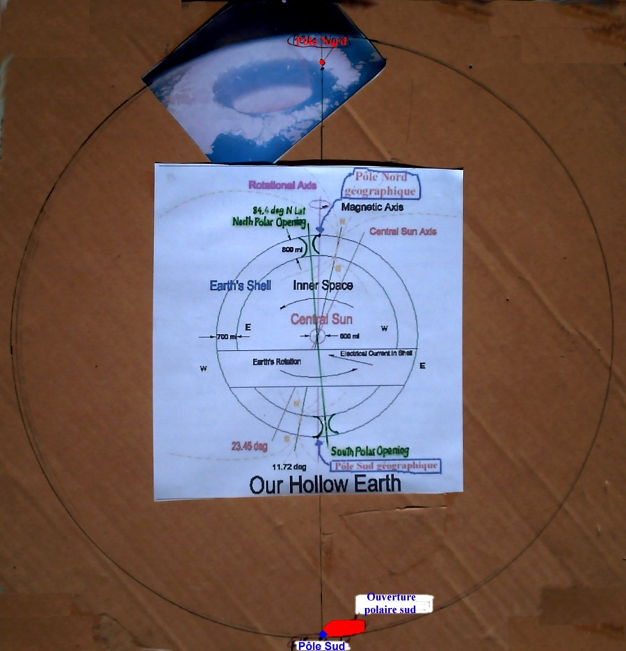raymond bernard la terre creuse